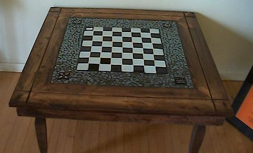 chess coffee table flickr photo sharing