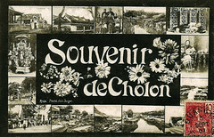 Souvenir de Cholon