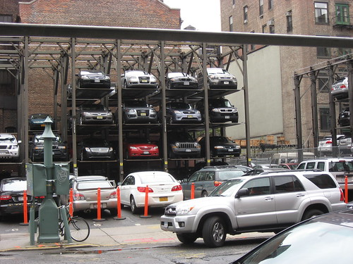 Chelsea Stacked Cars