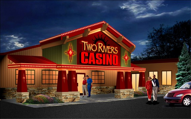 twin rivers casino washington state