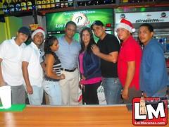 Entre amigos en Villa Trina 11/11/10