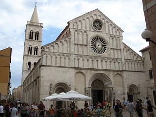 Croatie Ville de Zadar