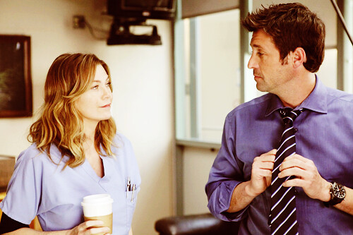 Meredith Grey e Derek Shepherd | Explore Amandasantoss ...