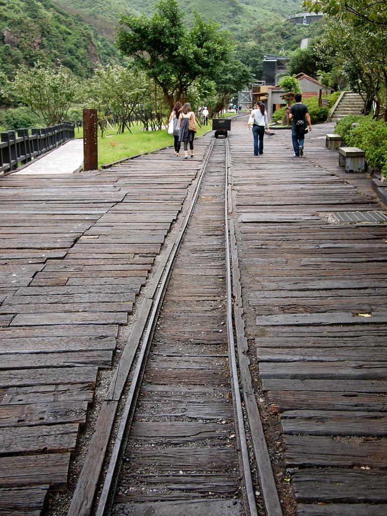 Mining Cart Tracks