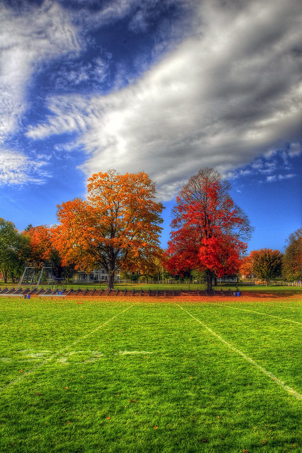 Fall Colors At Choate Rosemary School Flickr Photo