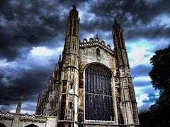 King's College, Cambridge, UK