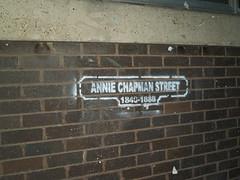 Annie Chapman