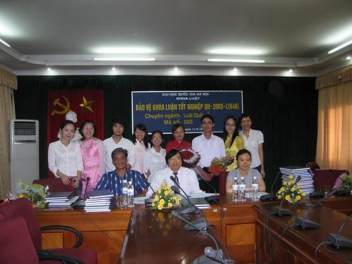 Hội đồng vs sv bảo vệ kluan