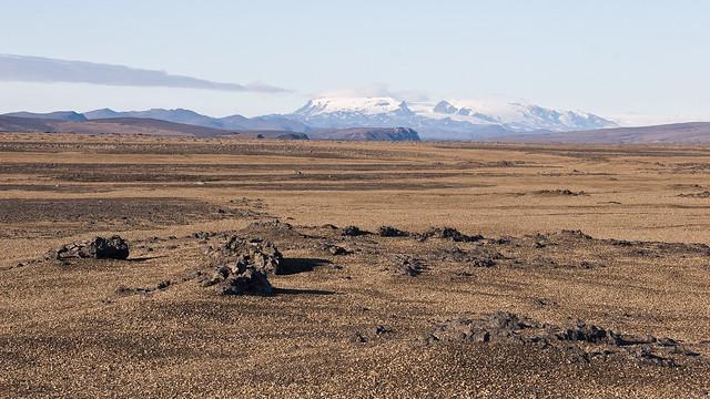 Iceland: On the way from Askja to Kverkfjöll