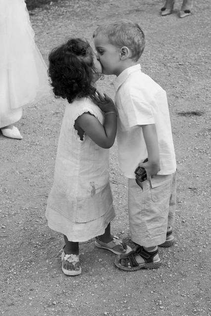 Kiss me, baby!