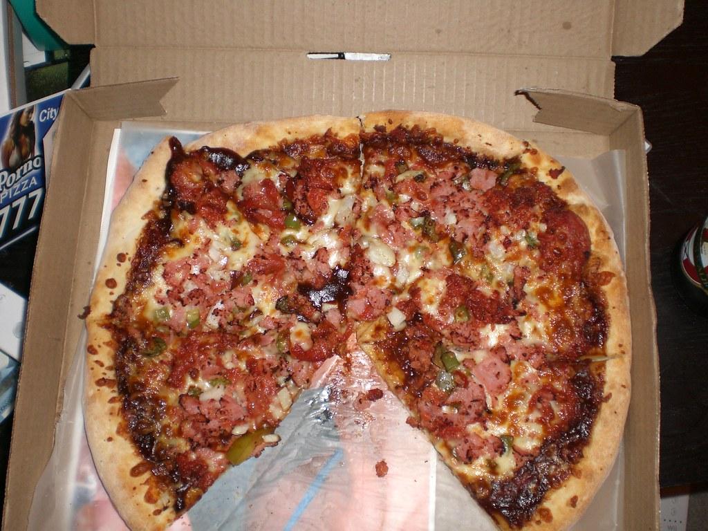porno pizza #1
