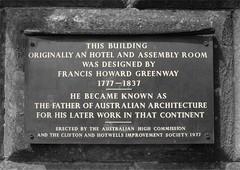 Photo of Black plaque number 9757
