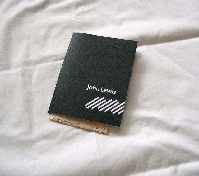 John Lewis Receipt