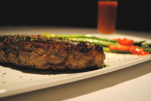Peppercorn Steak | by larryjh1234