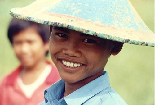 Boy, Pelabuhan Ratu, Java