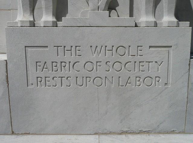 Columbus, OH Ohio Judicial Center ~ inscription