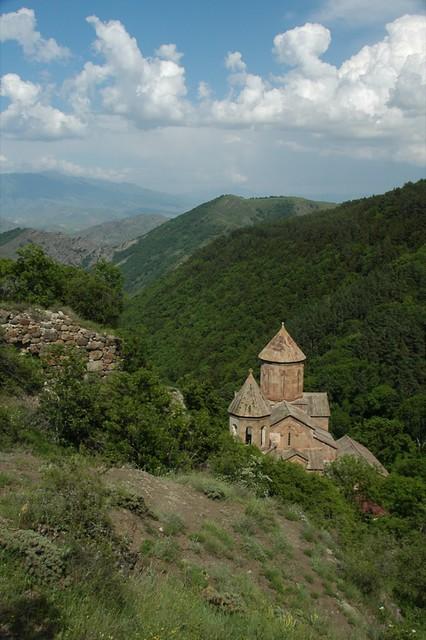 Sapara Monastery - Alkatsikhe, Georgia