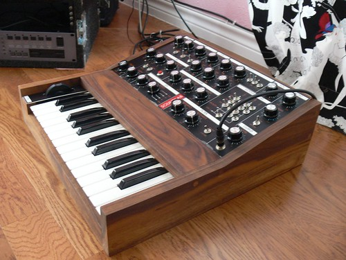 Synthesizer by Wooster Audio