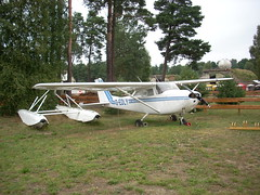 cessna 185(0.0), piper pa-18(0.0), cessna 206(0.0), cessna 150(0.0), cessna 152(0.0), flight(0.0), aviation(1.0), airplane(1.0), propeller driven aircraft(1.0), wing(1.0), vehicle(1.0), cessna 182(1.0), cessna 172(1.0), ultralight aviation(1.0), aircraft engine(1.0),