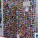 2007 World Trade Center 9/11 Memorial Display of Badges
