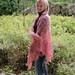 Hidcote Garden Shawl