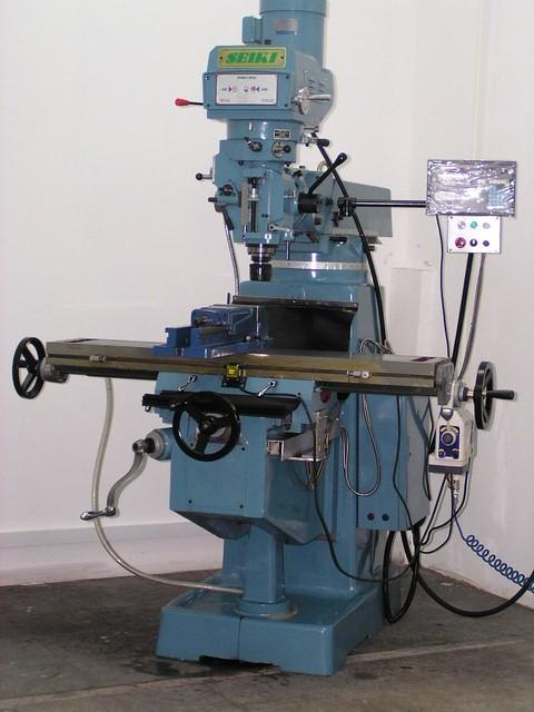 seiki milling machine