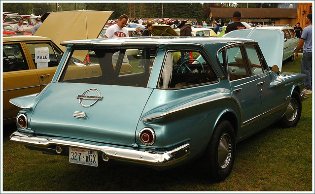 1962 Plymouth Valiant Station Wagon - a photo on Flickriver