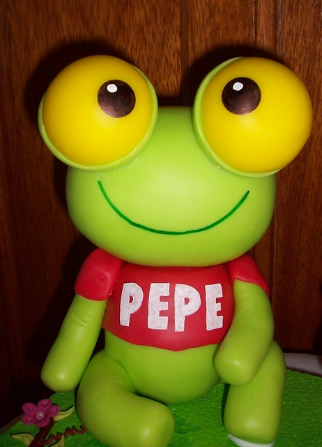 Sapo pepe | Flickr - Photo Sharing!