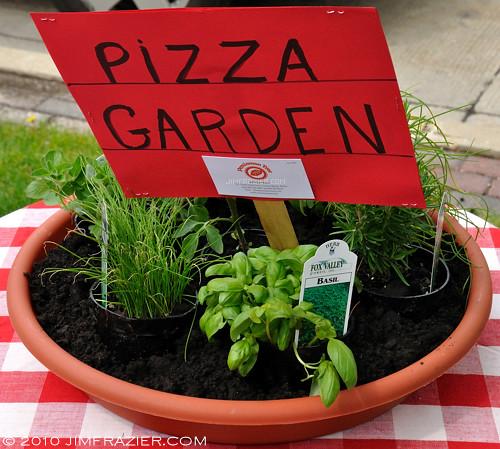 Pizza Garden | Flickr - Photo Sharing!