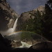Lower Yosemite Falls Moonbow 1