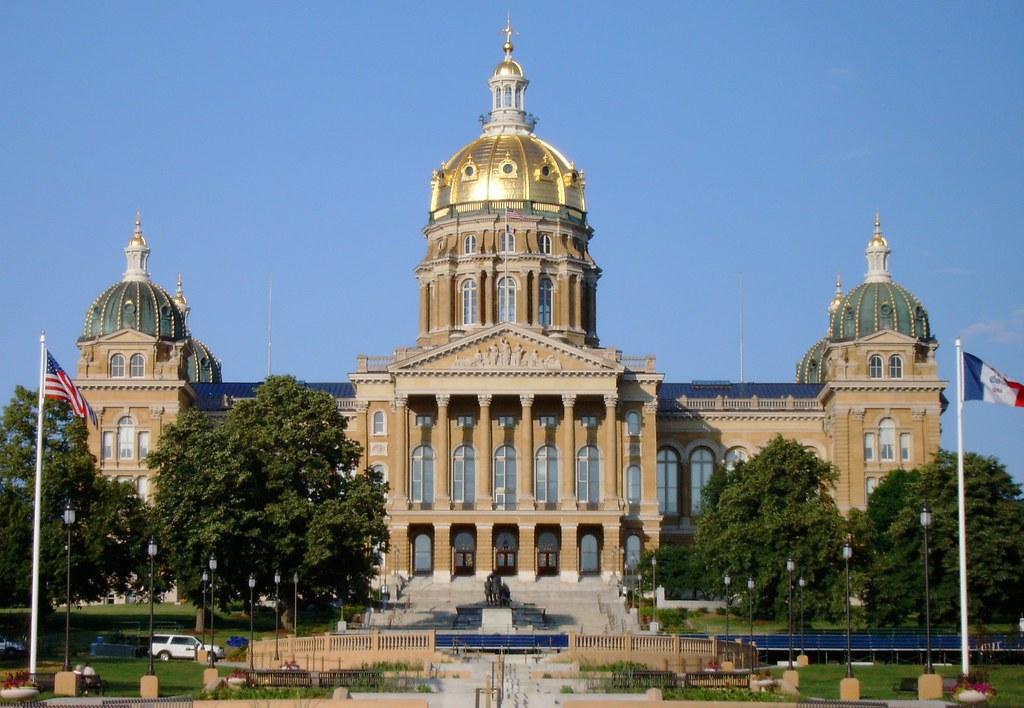Iowa State Capitol (Des Moines, Iowa)
