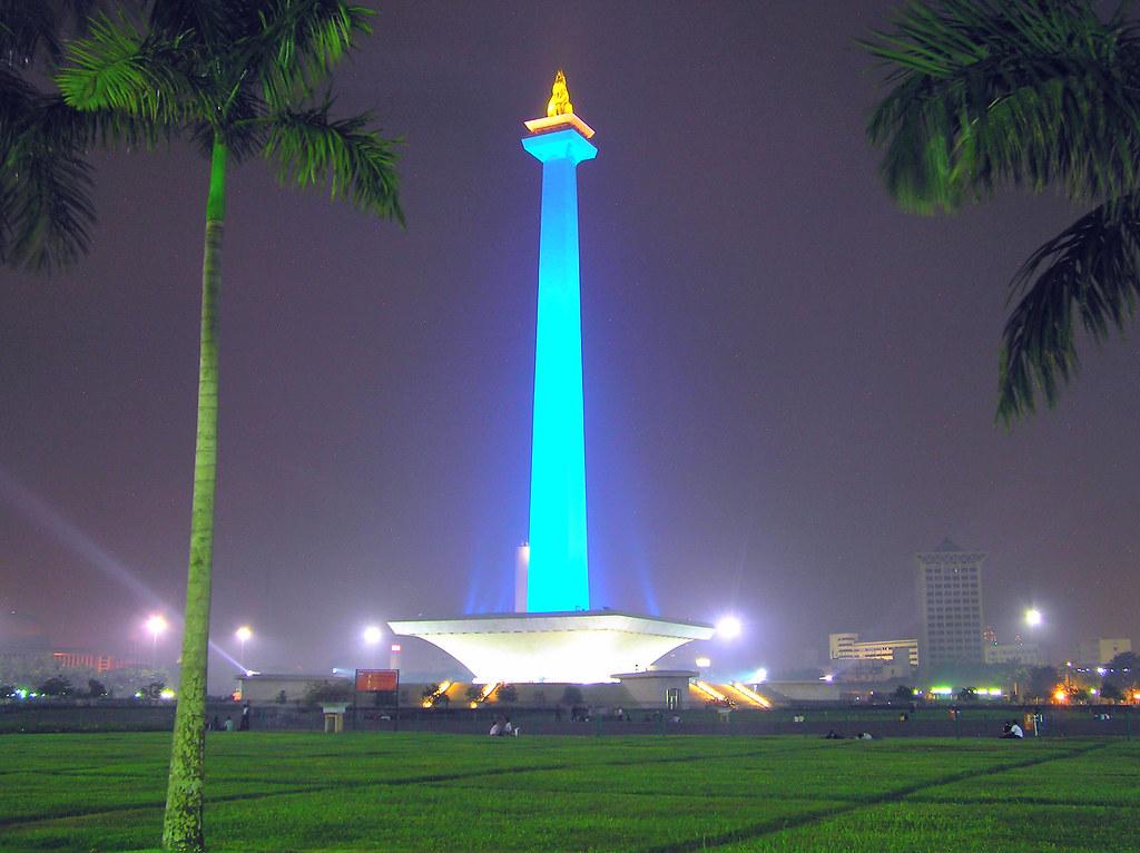 Monas Jakarta ---> Monumen Nasional !
