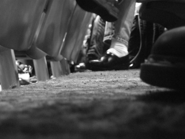 Intermission feet