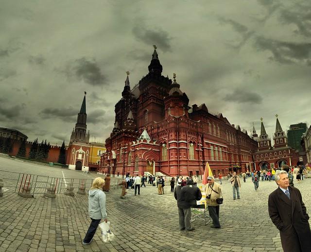 Moscou - Kremlin - 08-09-2007 - 16h46