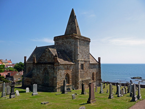 St. Monans Church, Fife Coast