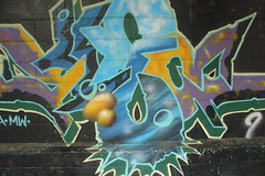 graffiti in Yokohama