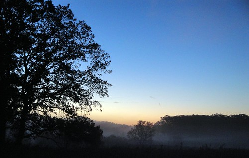 sunset minnesota sunrise scenery pretty state parks mn oaksavanna kandiyohi