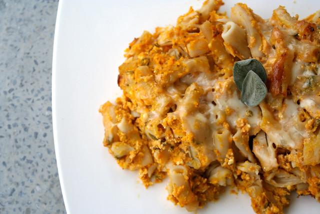 Pumpkin, Ricotta & Gruyere Pasta Casserole (gluten-free) | Flickr ...