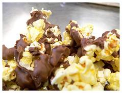 food, dish, dessert, cuisine, snack food, popcorn,