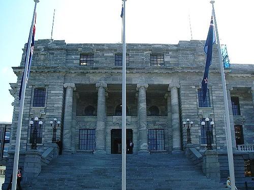 New Zealand Parliament Building