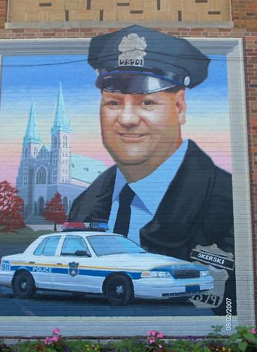 OFFICER GARY SKERSKI 1958 - 2006