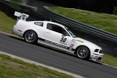 Continental ST and GS racing at Limerock Park