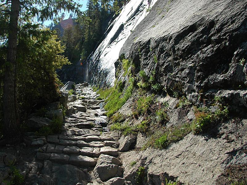 John Muir Trail - Yosemite National Park