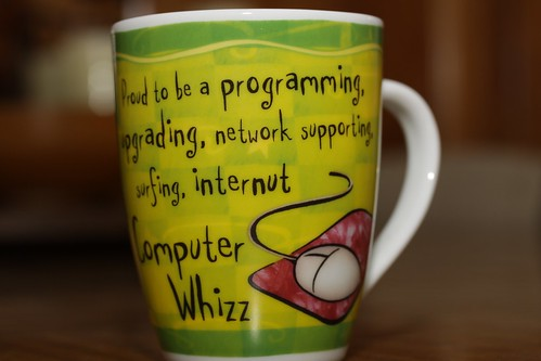 Proud to be a Programmer
