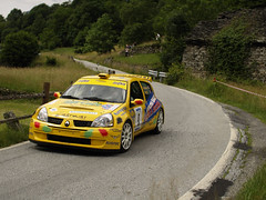 family car(0.0), rallycross(0.0), touring car(0.0), race car(1.0), auto racing(1.0), automobile(1.0), rallying(1.0), racing(1.0), renault clio v6 renault sport(1.0), vehicle(1.0), sports(1.0), motorsport(1.0), world rally car(1.0), world rally championship(1.0), sports car(1.0),