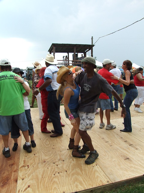 Zydeco Dancing In The Rain Flickr Photo Sharing