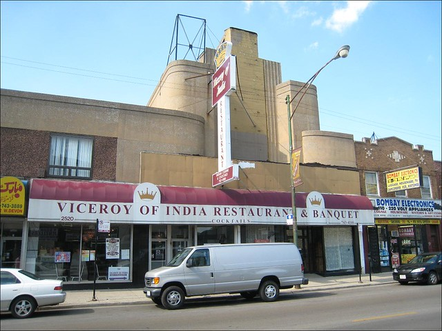 Cine Theater Chicago Il Flickr Photo Sharing