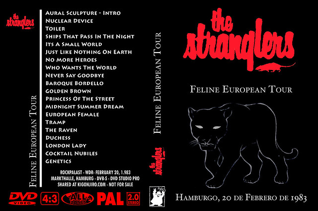 THE STRANGLERS Rockpalast 1983