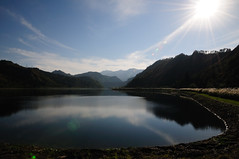 Lake Tadami,只見湖