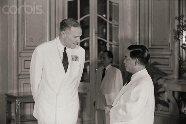TT Diệm và Đại sứ Mỹ Henry Cabot Lodge, 26-8-1963